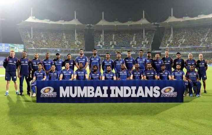 🔵 MI vs CSK 💛 ફાઇનલ - AND P MUMBAI INDIANS - ShareChat