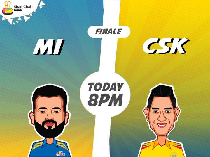 MI vs CSK - ShareChat