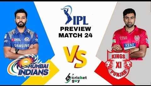 MI vs KXIP - > IPL PREVIEW MATCH 24 ETUS OKI 2 SAMSUNG KENT KINGS SEXI COMUMBAI INDIANS gricket V guy - ShareChat
