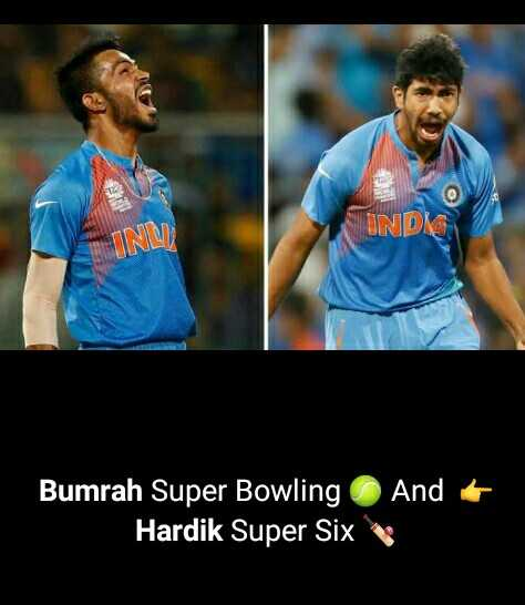 🔵 MI vs SRH 🔶 2મે - INDIG INL ) And t Bumrah Super Bowling Hardik Super Six - ShareChat