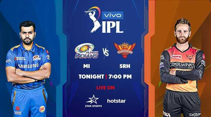 🏏 MI vs SRH - vivo vivo > IPL MUMBAI SUBSCRO DHFL SAMSUNG O in INDIANS MI SRH TONIGHT 7 : 00 PM LIVE ON AUPA WY COOLWINKS hotstar STAR SPORTS WAN CarDhe - ShareChat