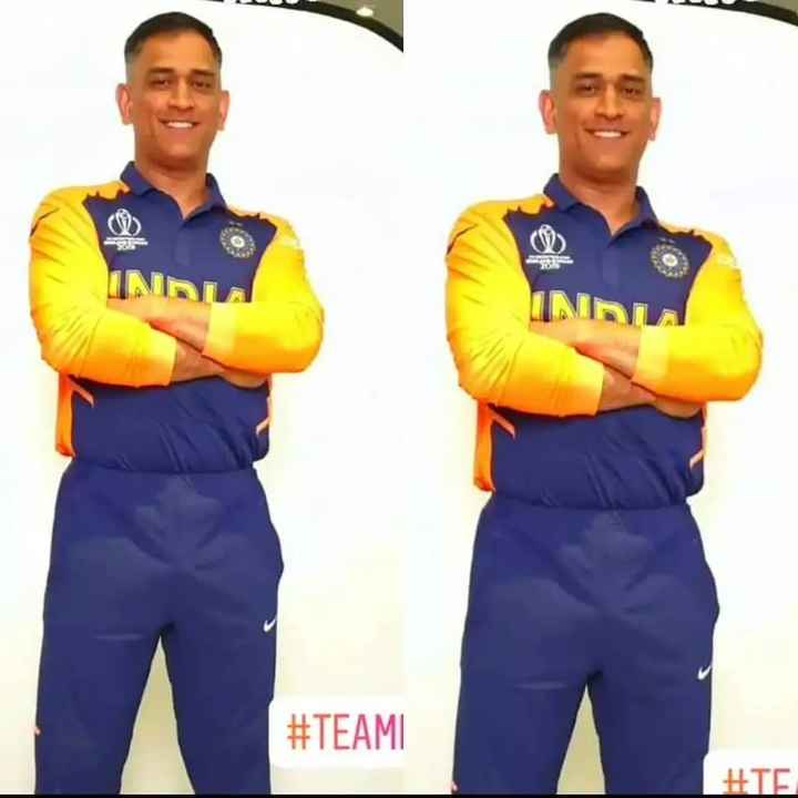 MS Dhoni Fans - Nhu # TEAMI - ShareChat