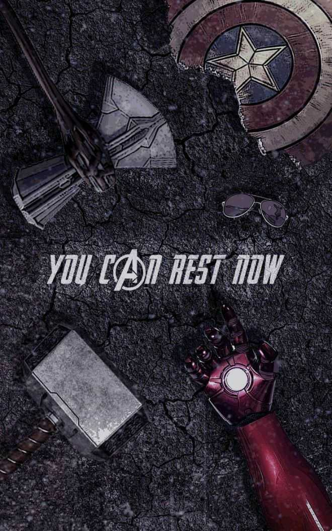 Marvel Avengers - YOU CAN REST NOW - ShareChat