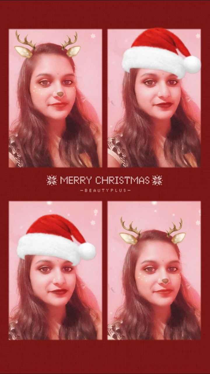 🎄 Merry Christmas - MERRY CHRISTMAS - BEAUTYPLUS - - ShareChat