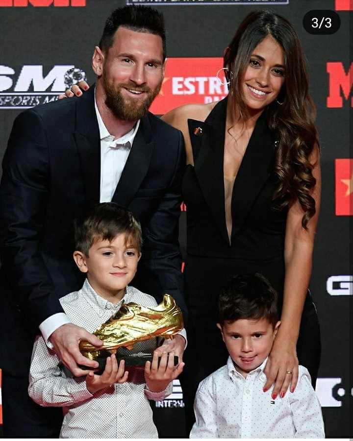 😍 Messi Fans - 3 / 3 ESTRE SPOPIS AR trzy - ShareChat