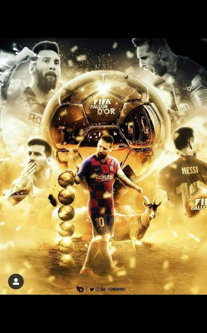 😍 Messi Fans - satisor MESSI Rakute BALLO p y Be / TEZNGRAPHICS - ShareChat