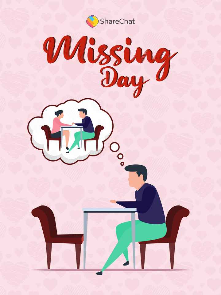 😢 Missing Day - ShareChat Missing Dau - ShareChat