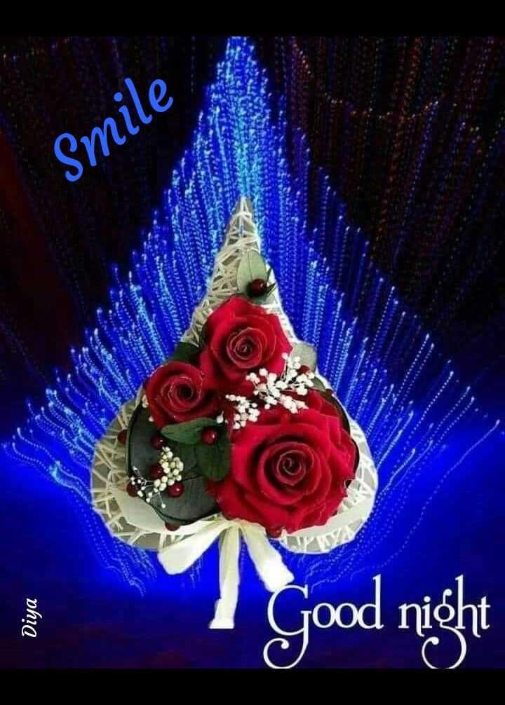 👍 Motivational Video✌ - Smile TGood night Diya - ShareChat