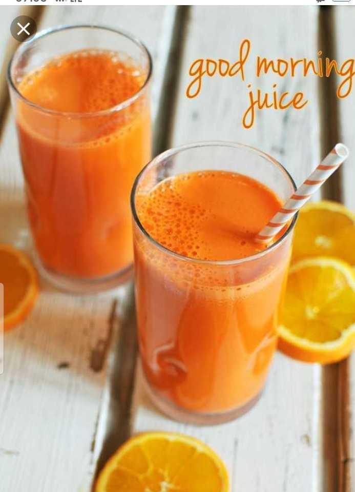 National orange juice day - good morning juice - ShareChat