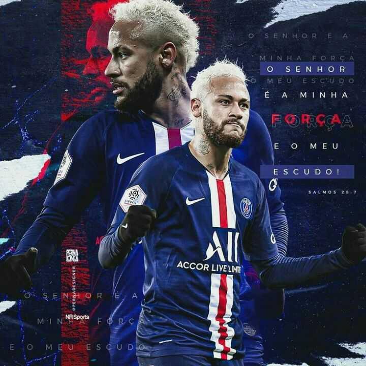 😍 Neymar Fans - O SENHOR É A MINHA FORÇA O SENHOR SO MEU ESCUDO É A MINHA FORÇA Ε ο MEυ ESCUDO ! ACCOR LIVELME NHOR É A M • N NRPS F S B C A É O MEU ESCUDO - ShareChat