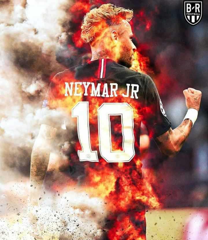 😍 Neymar Fans - FOOTBALL NEYMAR JR - ShareChat