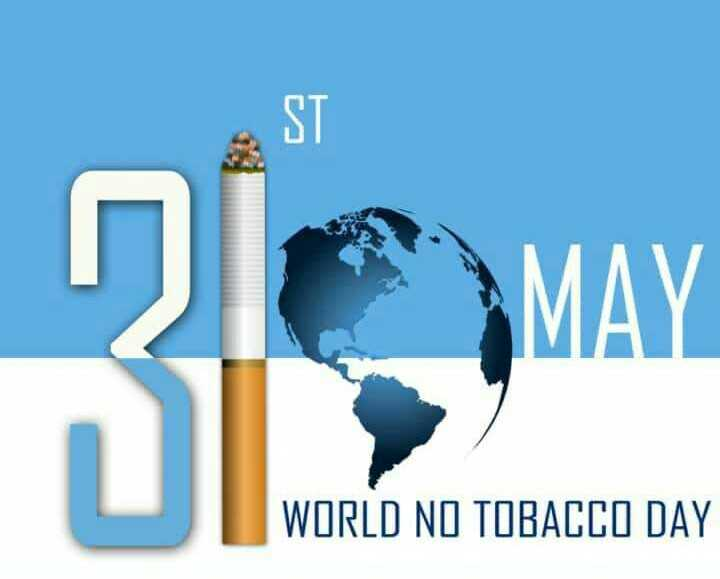 No Tobacco Day - WORLD NO TOBACCO DAY - ShareChat