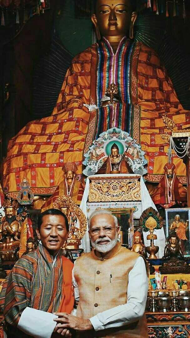 PM मोदी 3 देशों की यात्रा पर - ESUES NE OUTHPT I - ShareChat