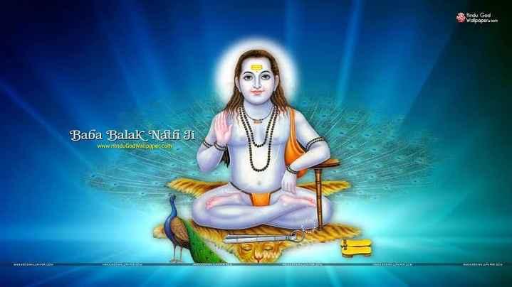 🏴POK- ਅੱਤਵਾਦੀ ਕੈਂਪ ਤਬਾਹ 💥 - Hindu God Walpaper . com Baba Balak Nathi Ji www . Hindu God Wallpaper . com - ShareChat