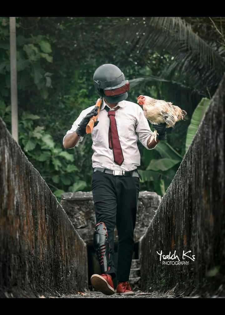 🔫 PUBG - Yeach kein PHOTOGRAPHY - ShareChat