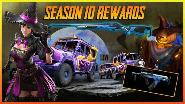 😂😍Pubg lovers😍😂 - SEASON IO REWARDS - ShareChat