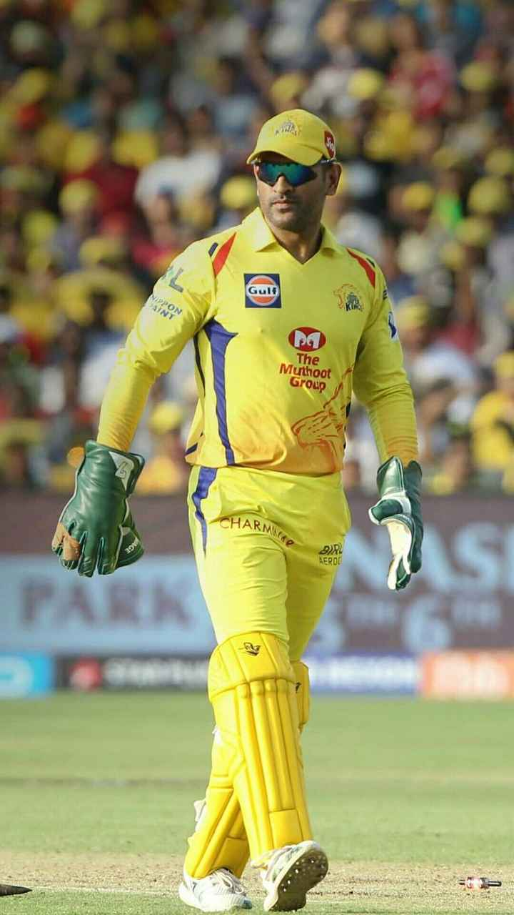 RR vs CSK - Gult VIPPON AINT The Muthoot Group CHARM Wall 22 AEROD - ShareChat