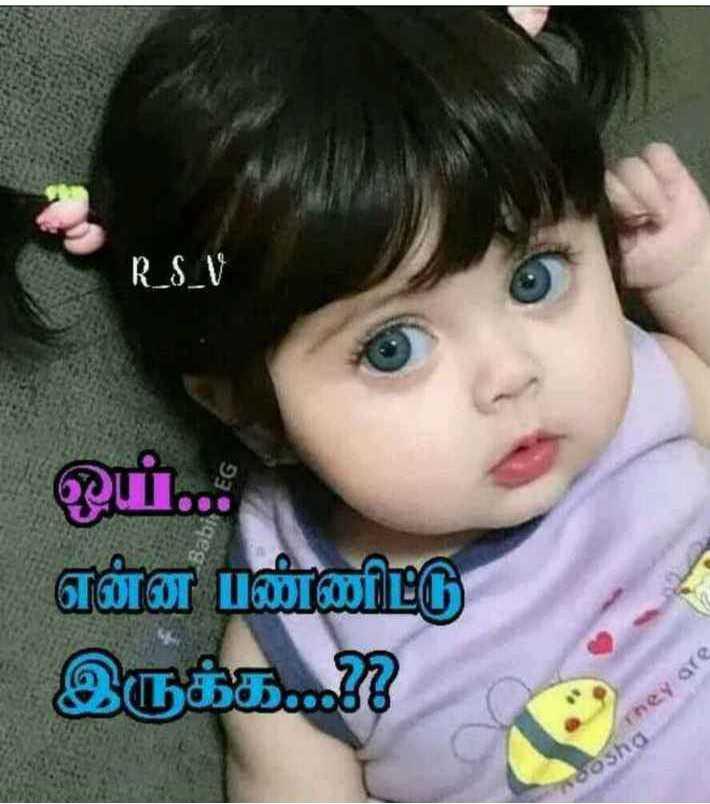 💃Rowdy Baby சேலஞ்ச் - R _ S _ { } EG ஒய் . என்ன பண்ணிட்டு இருக்க . . ? ? They are oosha - ShareChat