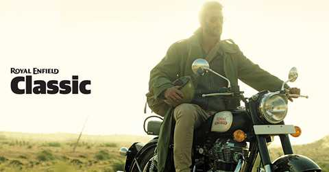 🚴 Royal Enfield लवर्स🧡 - ROYAL ENFIELD Classic - ShareChat