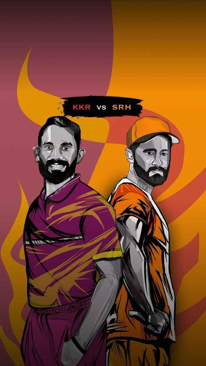 SRH vs KKR - KKR VS SRH - ShareChat