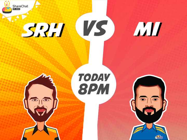 🏏 SRH vs MI - ShareChat
