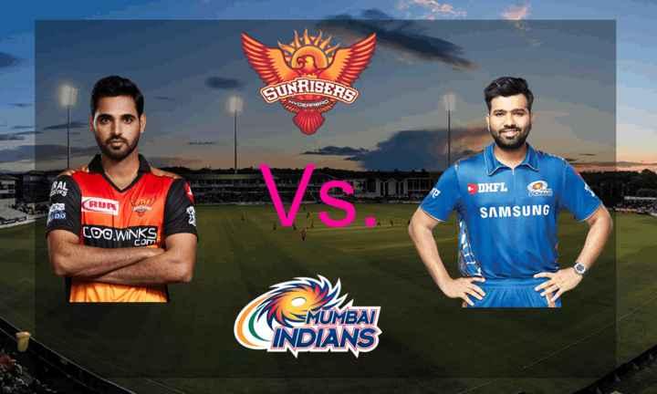 SRH vs MI - SUNT SUNRISERS YORGARD VS DHFL INDIANS RUR SAMSUNG COO . WINKS COM AU MUMBAI INDIANS - ShareChat
