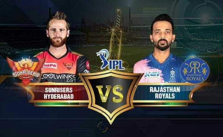 🏏SRH vs RR - TITA IPL PC SVEAUPA SUNRISER RS COOLWINKS SEBATASTHAN ROYALS ODES SUNRISERS HYDERABAD DVS RAJASTHAN ROYALS - ShareChat
