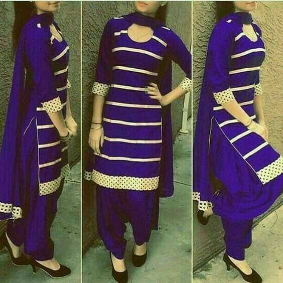 Salwar Suits - 22 : - ShareChat