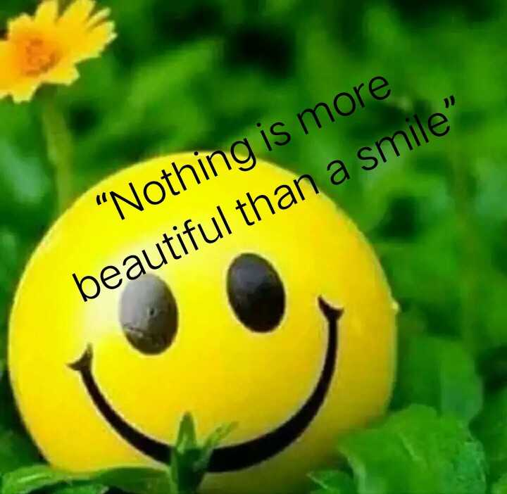 """😀 Share A Smile - """" Nothing is more beautiful than a smile - ShareChat"""