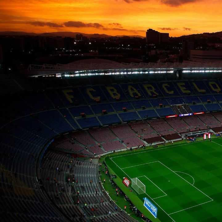 🇪🇸 Spanish La Liga - BARCELO - ShareChat