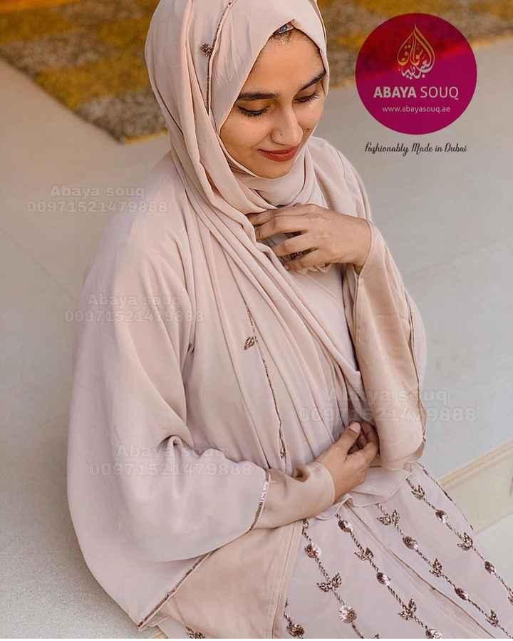 👰 Stitching and Design - ABAYA SOUQ www . abayasouq . ae fashionably Made in Dubai Abaya souq 00971521479888 Abaya soug V 00971521279893 Na sug 21449888 Abavas 00971521479888 - ShareChat