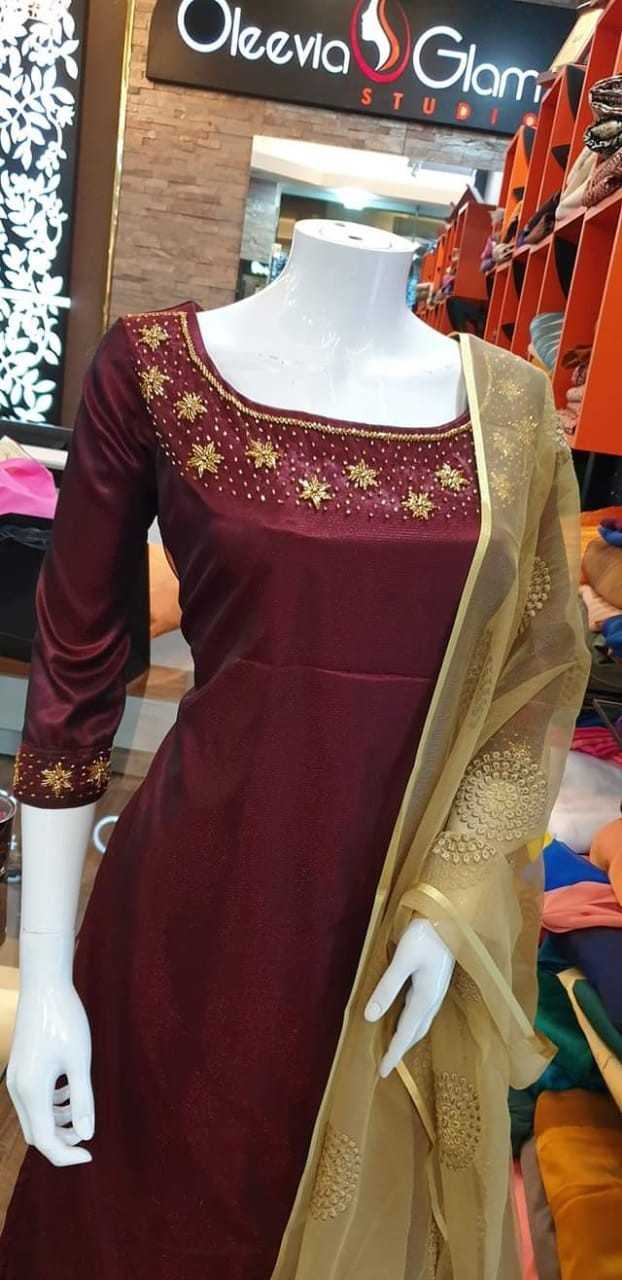 👰 Stitching and Design - Sleevia Glam STU - ShareChat