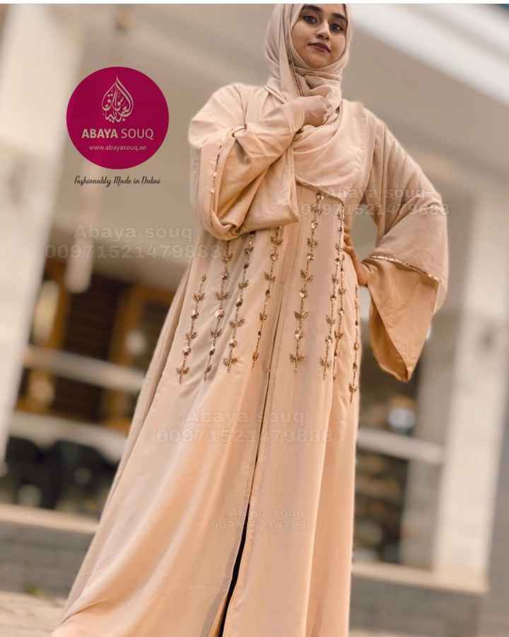 👰 Stitching and Design - ABAYA SOUQ www . abayasouq . ae fashionably Made in Dubai Alba ya soug 211521141 Abaya soug 0097152147988 Abaya lug 009715279888 a sou 00921147 988 - ShareChat