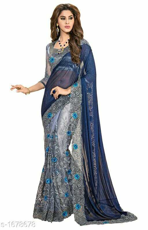 Stylish Saree - S - 1678678 - ShareChat