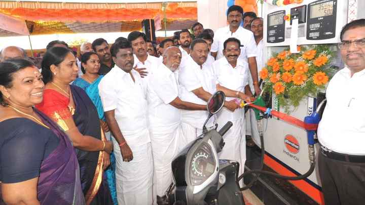 TNGovt - 3588 5041 XX ETRO SEL PS Indian Oil - ShareChat