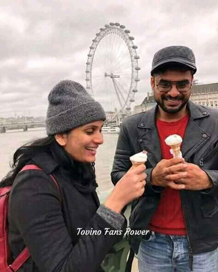 Tovino Thomas - Tovino Fans Power - ShareChat