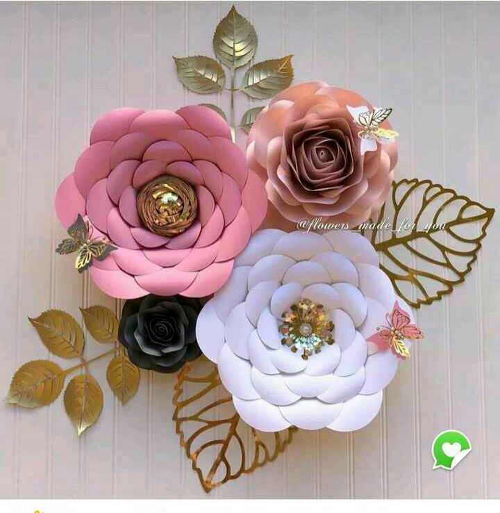 Tree - flowers _ made - ShareChat