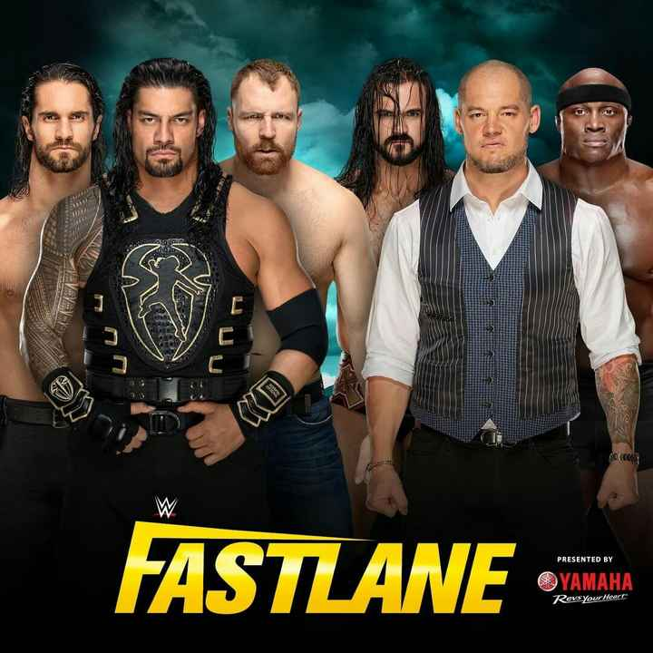 🥊WWE - PRESENTED BY FASTLANE YAMAHA Revs Your Heart - ShareChat