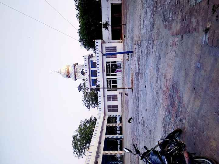 WaheGuru Ji - । T । . ਲੰਗਰ ਹਾਲ ਨਾਲ ਨਬਾਬਾ ਨੰਦ ਜੀ | ਓਨ ਨਬਬਾਦਸੇ - ShareChat