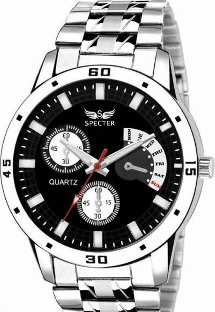 Watch - 60 SPECTER MON WE 1 CAM . 5 FRI 4 QUARTZ UNI MOV 30 - ShareChat