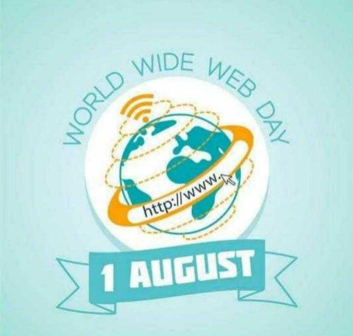 Welcome To August - DE WEB WORLD WID B DAY http : / / www . 1 AUGUST - ShareChat