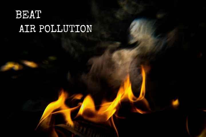 World Environment Day - BEAT AIR POLLUTION WEB - ShareChat