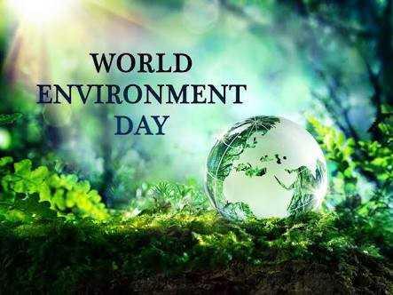 World Environment Day - WORLD ENVIRONMENT DAY - ShareChat