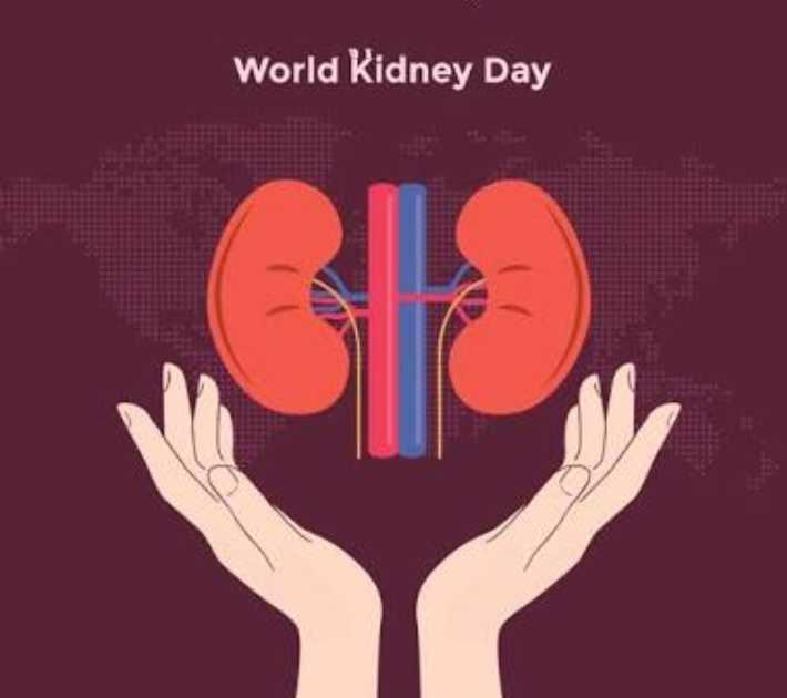 World Kidney Day - World Kidney Day - ShareChat