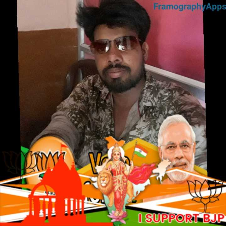 World Theatre Day - FramographyApps ! I SUPPORT BJP - ShareChat