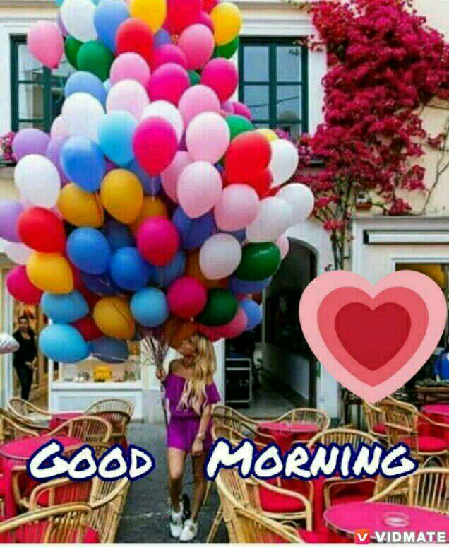 good morning ji😊 - GOOD MORNING V - VIDMATE - ShareChat