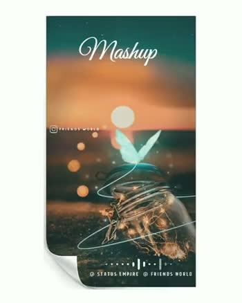 Download love song mashup Whatsapp स्टेटस Whatsapp