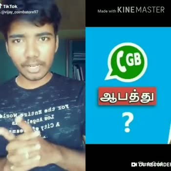 social awareness - 0 PM 27 . 1K / s od 4G VoLTEC Made with K A KINEMASTER gb whatsapp apk 09 - Apr - 2019 GBWhatsapp apk Download Latest Version 2019 . Download Latest GB Whatsapp for Use 2 Whatsapp in One Mobile Version Name : 6 . 70 App Size : 28 . 3 MB App Name : GBWhatsApp Requires Android : Android 4 . 0 + WhatsApp Apk Download for . . . GB Instagram GBWhatsApp APK Download for Android Phones Without Root https : / / gbmoddownload . com COW Suitas edt 101 ai solopak 201 2M8S10 to vti5 A Download GBWhatsApp APK for Android devices without rooting phone . GBWhatsApp Latest APK download for Android mobile devices . - sito o Download GBWhatsApp Latest Version ( v7 . 00 ) 2019 For Android Devices https : / / www . official - plus . com downloa . . . et TikTO jay _ coimbatore * Ý a LO DUELOURDER Discover Updates Search Recent More Made with KINEMASTER SO ( x0W Pins el zelop . 8m8910 to Tik To : @ vijay _ coimbatores DI DUOREOORDEE - ShareChat