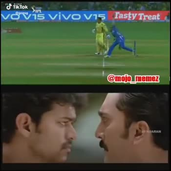FIFA memes - 01 . 04 STOP > IPL vo V15 vivo V15 Tasty Treat @ mojo memez BARAN Tik Tok @ gopsg 01 . 07 STOP 3 IPL vov115 vivo V5 Tasty Treat @ mojo memez Tik Tok @ gopsg - ShareChat
