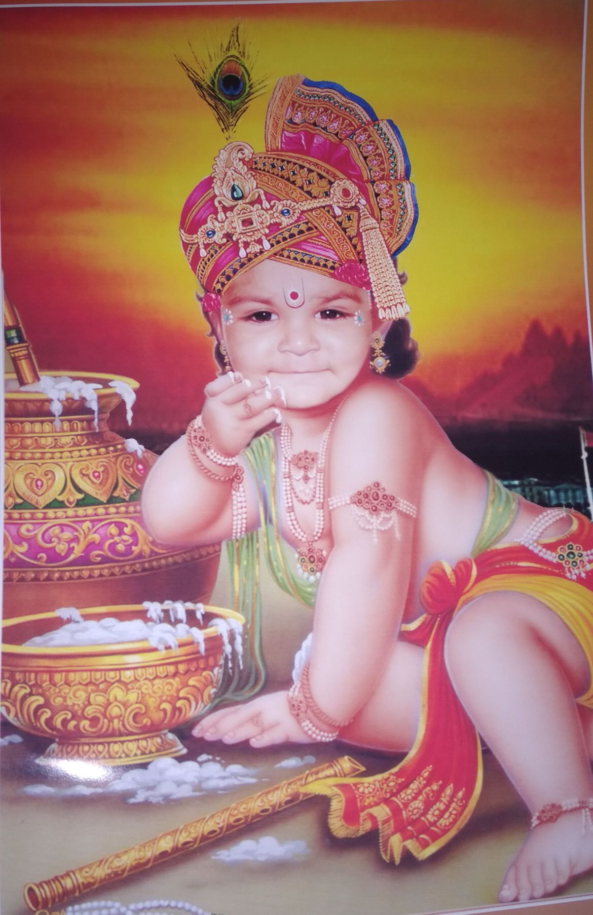 🙏 જય શ્રી કૃષ્ણ - - കയറ്റുന 10 - ShareChat
